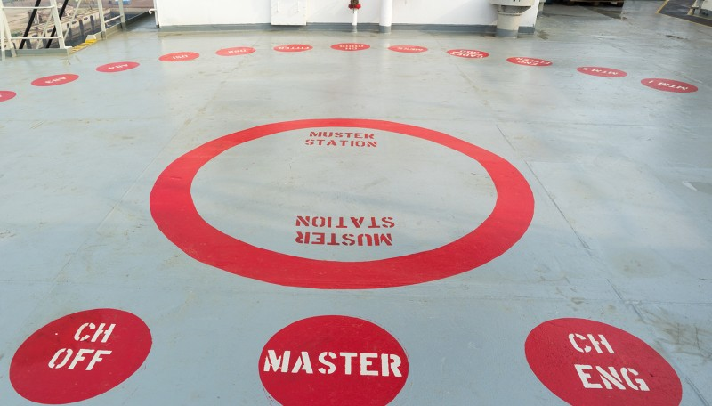Musterstation Safety Coaching Neopuls